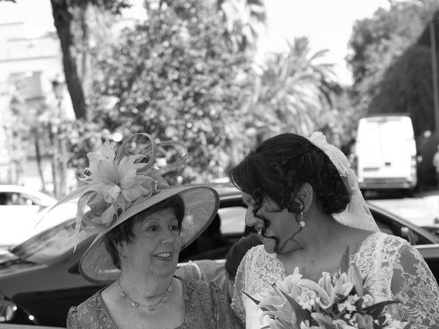 La boda de Rafa y Katy en Badajoz, Badajoz 23