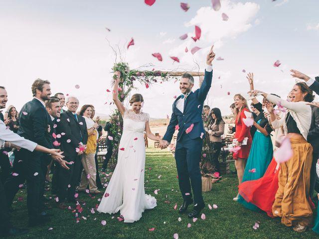 La boda de Anna y Curu
