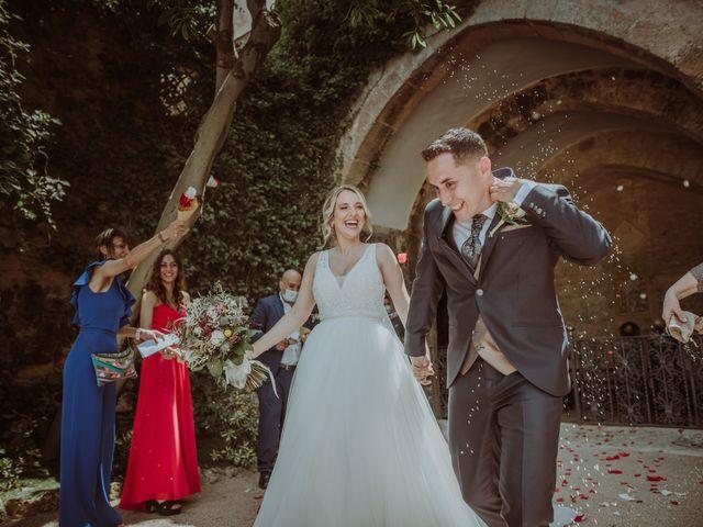 La boda de Dani y Eva en Altafulla, Tarragona 33
