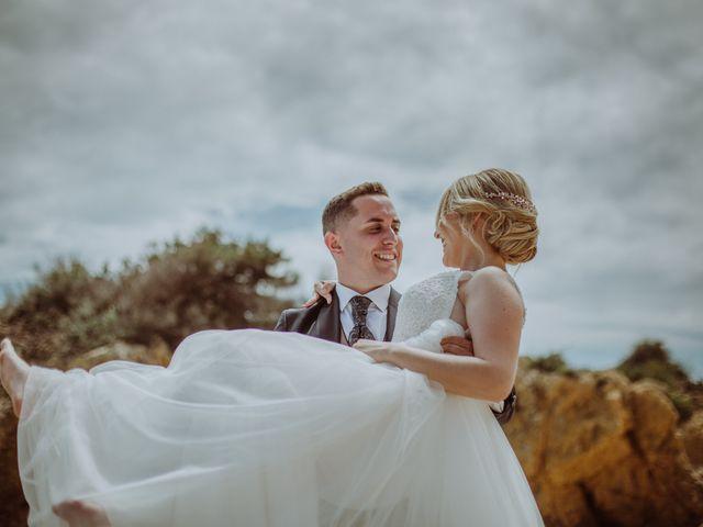 La boda de Dani y Eva en Altafulla, Tarragona 40