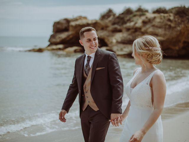 La boda de Dani y Eva en Altafulla, Tarragona 42