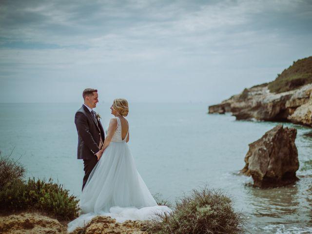 La boda de Dani y Eva en Altafulla, Tarragona 44