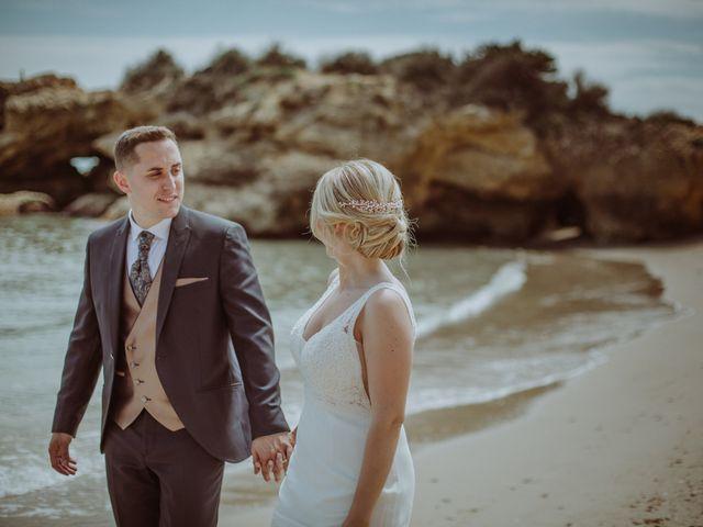 La boda de Dani y Eva en Altafulla, Tarragona 45