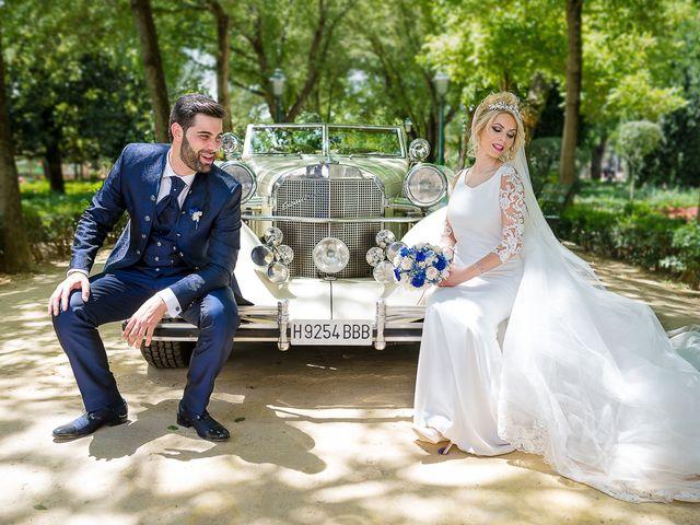 La boda de Fran y Patricia en Talavera De La Reina, Toledo 23