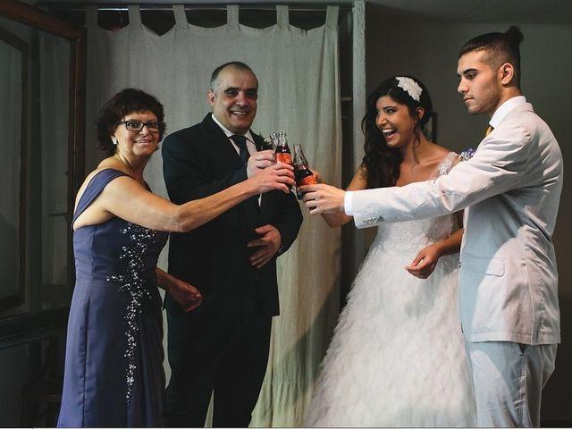 La boda de Hèctor y Andrea en Arbucies, Girona 19