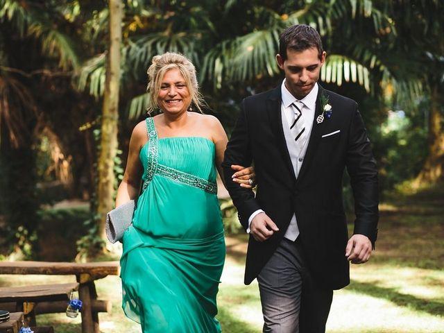 La boda de Hèctor y Andrea en Arbucies, Girona 33