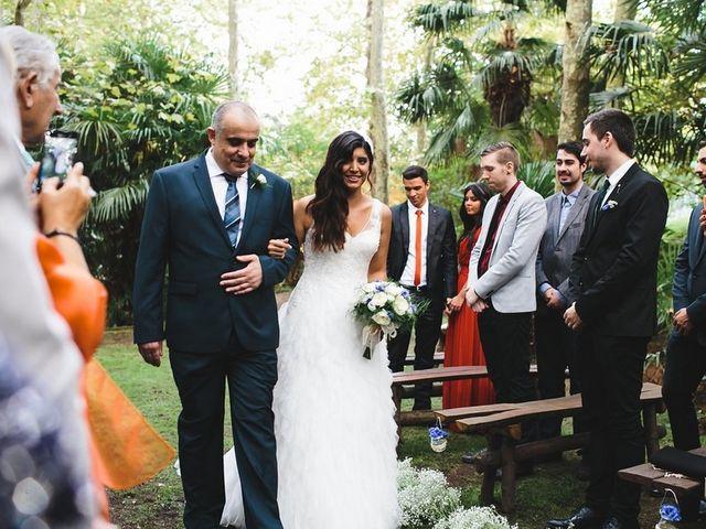 La boda de Hèctor y Andrea en Arbucies, Girona 36