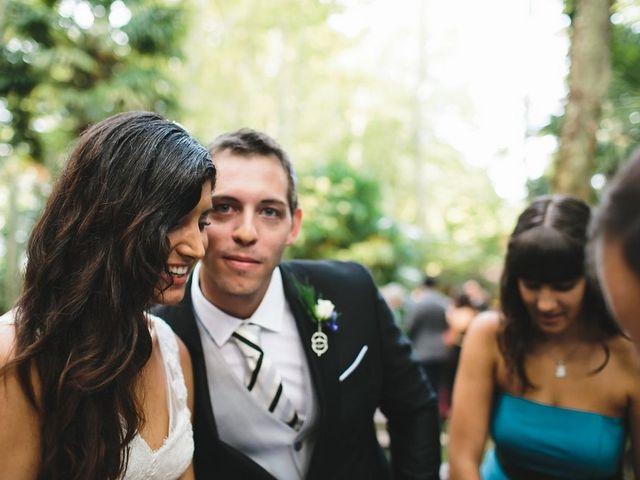 La boda de Hèctor y Andrea en Arbucies, Girona 45