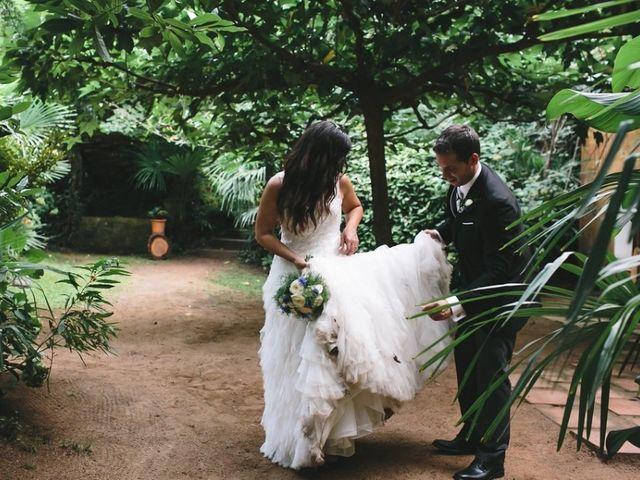 La boda de Hèctor y Andrea en Arbucies, Girona 54