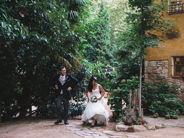 La boda de Hèctor y Andrea en Arbucies, Girona 56