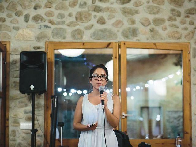 La boda de Hèctor y Andrea en Arbucies, Girona 74