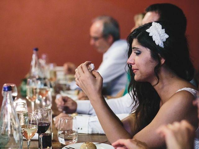 La boda de Hèctor y Andrea en Arbucies, Girona 75