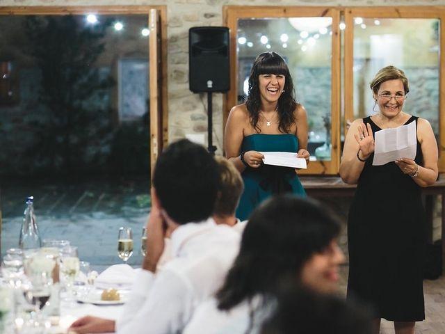 La boda de Hèctor y Andrea en Arbucies, Girona 77