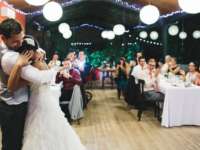 La boda de Hèctor y Andrea en Arbucies, Girona 81