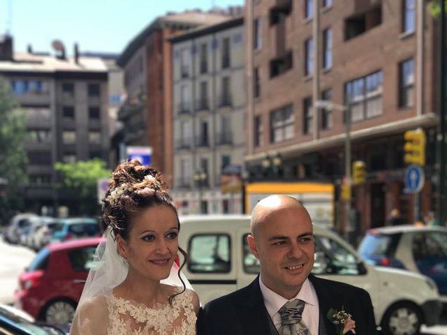 La boda de Cesar y Vanessa en Zaragoza, Zaragoza 1
