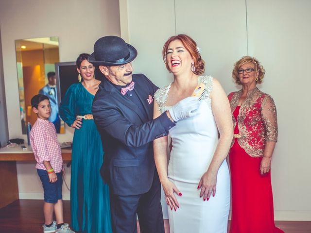 La boda de Sergio y Ana en Otura, Granada 5