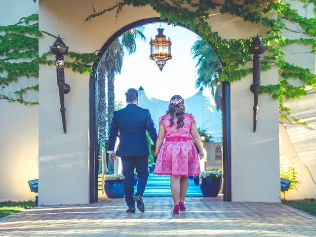 La boda de Sergio y Ana en Otura, Granada 9