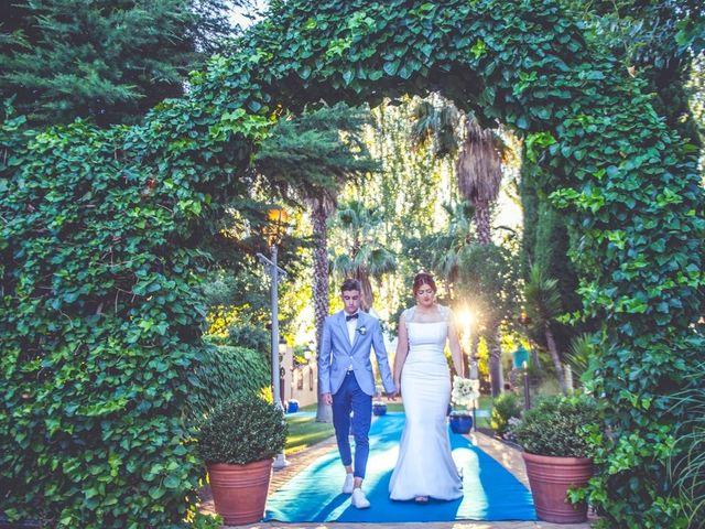La boda de Sergio y Ana en Otura, Granada 10
