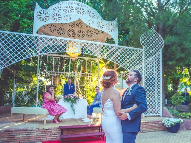 La boda de Sergio y Ana en Otura, Granada 11