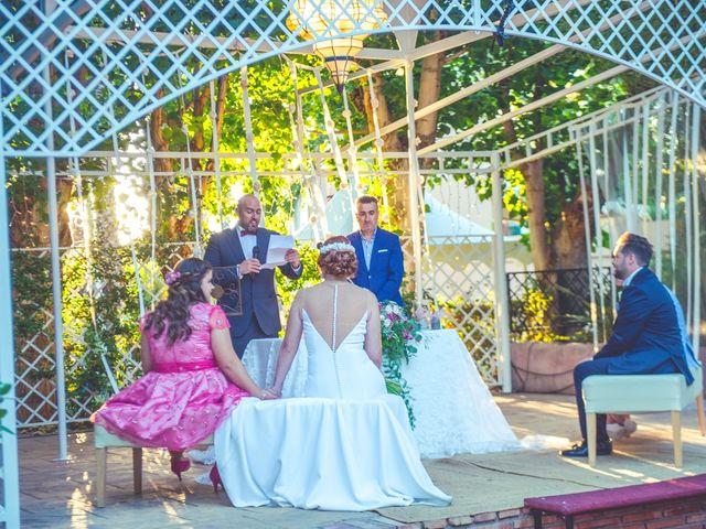 La boda de Sergio y Ana en Otura, Granada 12