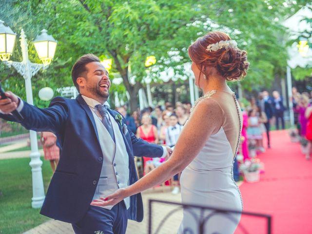 La boda de Sergio y Ana en Otura, Granada 14