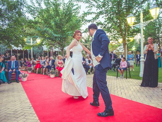 La boda de Sergio y Ana en Otura, Granada 15