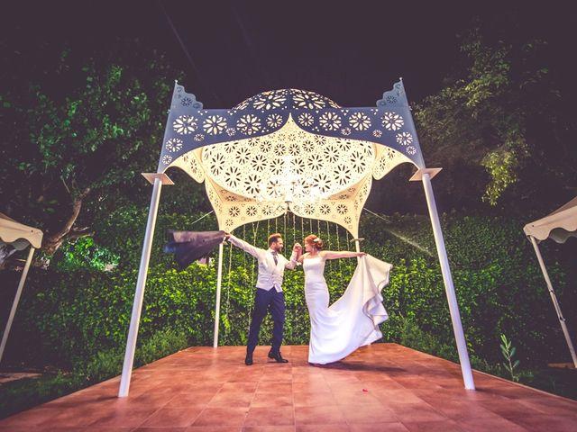La boda de Sergio y Ana en Otura, Granada 17