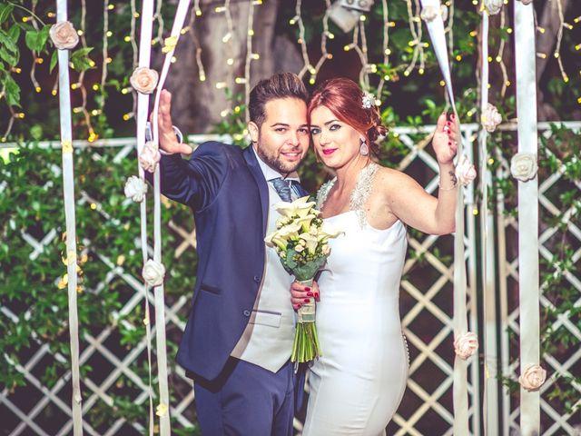 La boda de Sergio y Ana en Otura, Granada 18