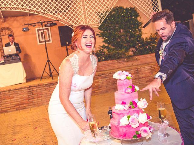 La boda de Sergio y Ana en Otura, Granada 19