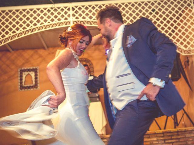 La boda de Sergio y Ana en Otura, Granada 21