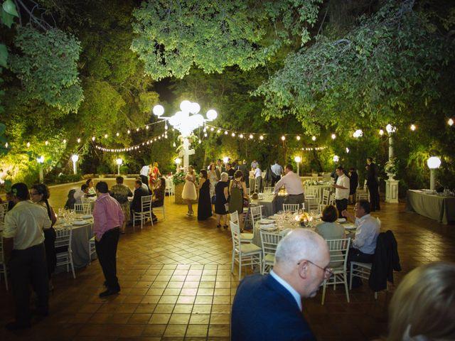 La boda de Arturo y Isabel en Godella, Valencia 16