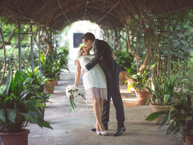 La boda de Arturo y Isabel en Godella, Valencia 20