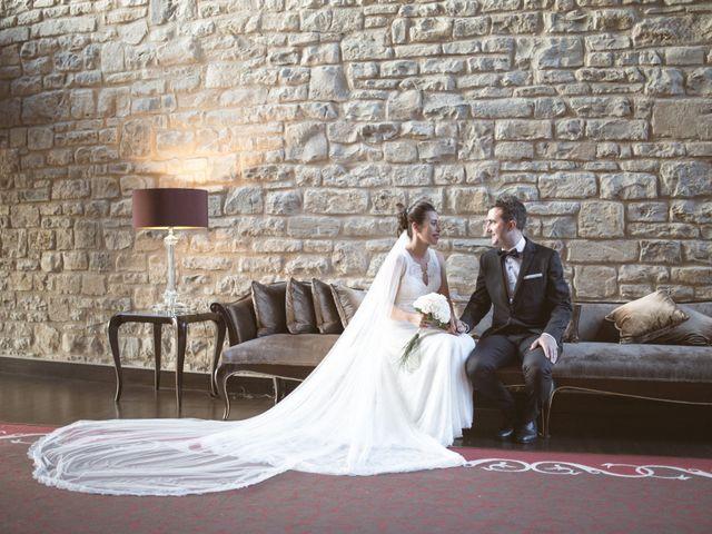 La boda de Ion y Ana en Gorraiz, Navarra 2