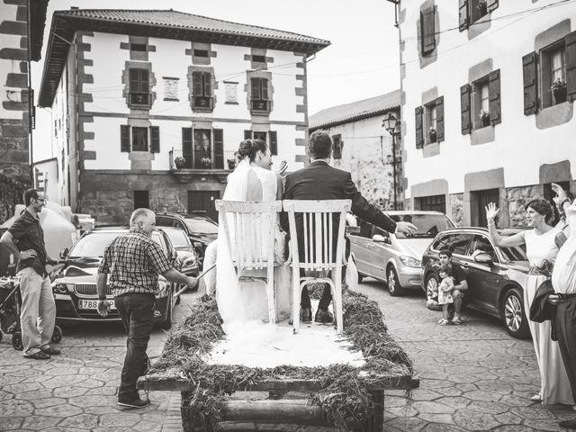 La boda de Ion y Ana en Gorraiz, Navarra 27