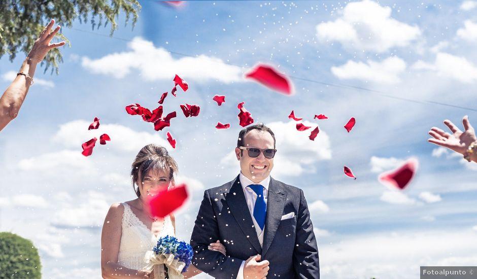 La boda de Federico y Nieves en Torrelodones, Madrid