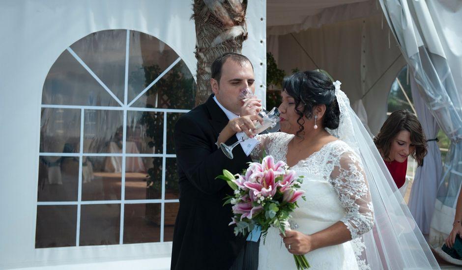 La boda de Rafa y Katy en Badajoz, Badajoz