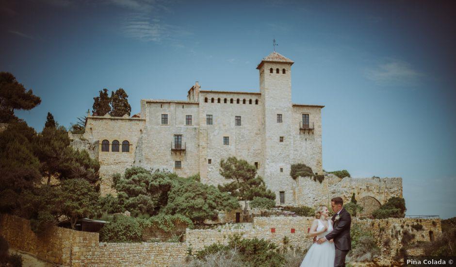 La boda de Dani y Eva en Altafulla, Tarragona