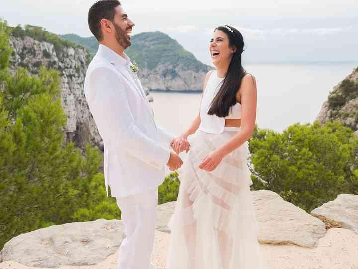 La boda de Tamara y José