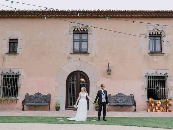 La boda de Eli y Alex