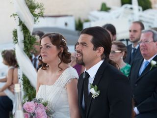 La boda de Elena y Pepe