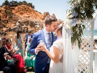 La boda de Nadia y Carlos