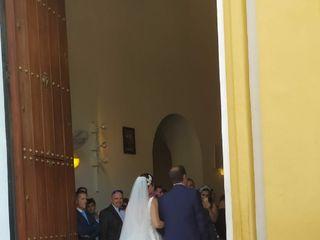 La boda de Irene y Jesús Daniel 2