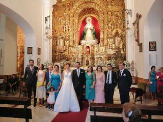 La boda de Irene y Jesús Daniel