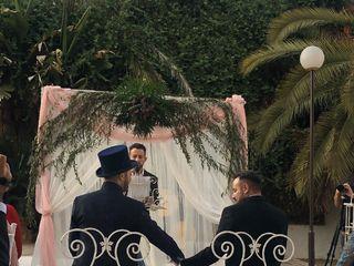 La boda de Angel y Juan Francisco 3