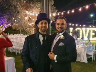 La boda de Angel y Juan Francisco