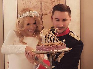 La boda de María Rosa  y Javier