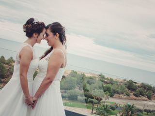 La boda de Amanda y Nuria