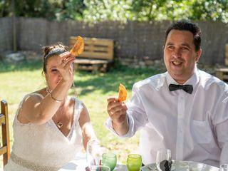 La boda de Nacho y Candela