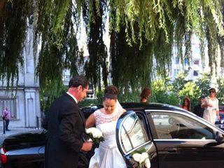 La boda de David y Ana 1