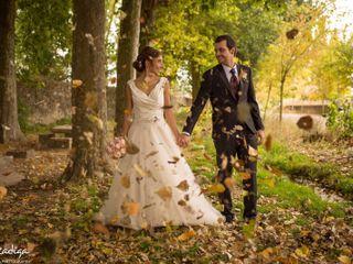 La boda de Sara y Alexander
